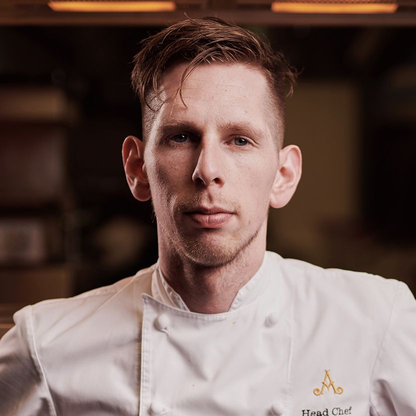 Mike Tweedie, head chef at The Oak Room at Adare Manor.