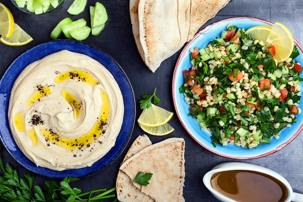 Tabbouleh is commonly made with bulgur wheat. Getty Images.