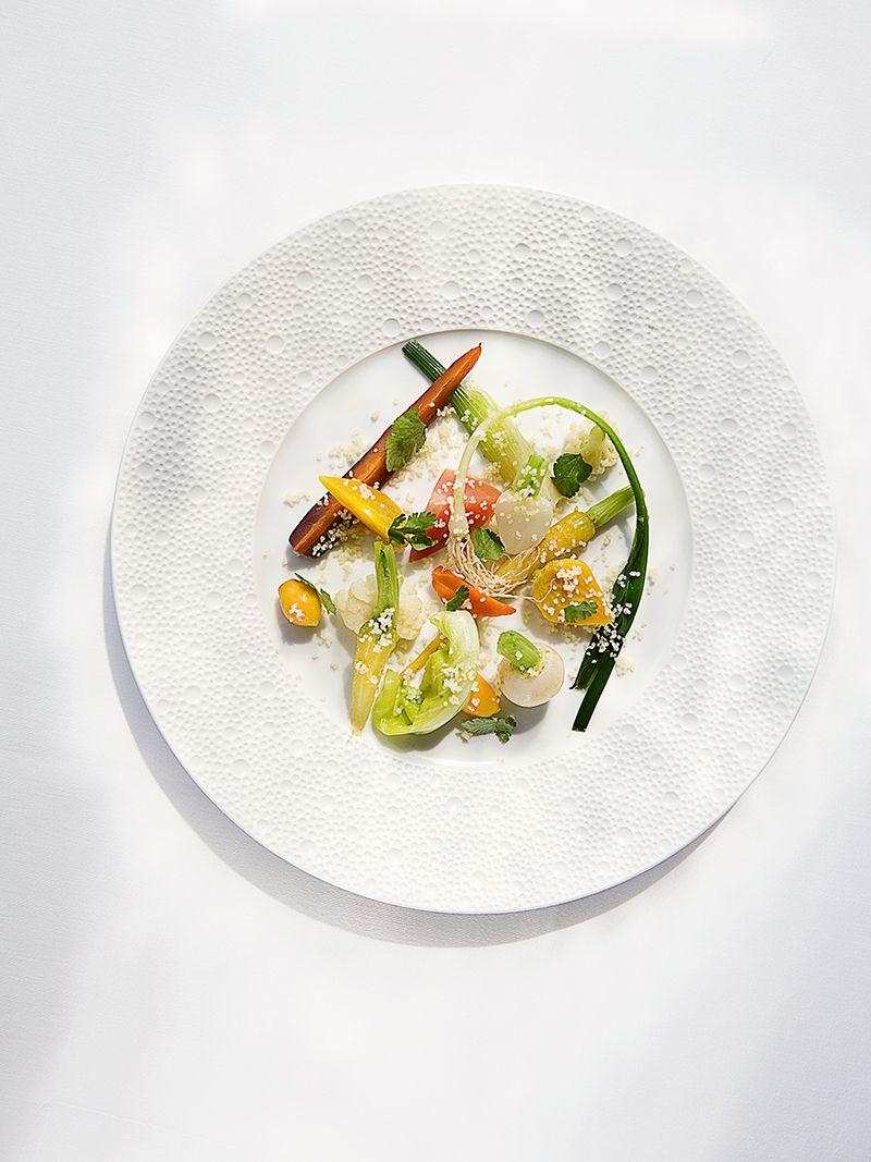 Jardinière légumes Arlequin. Photo: Sophie Rolland