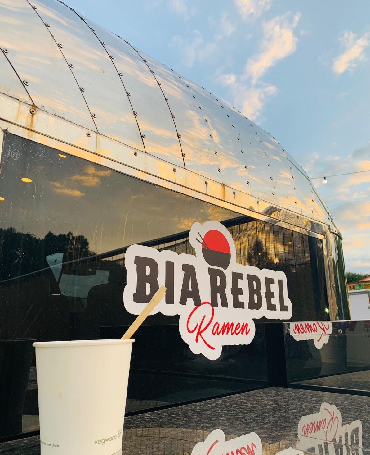 The Bia Rebel Airstream