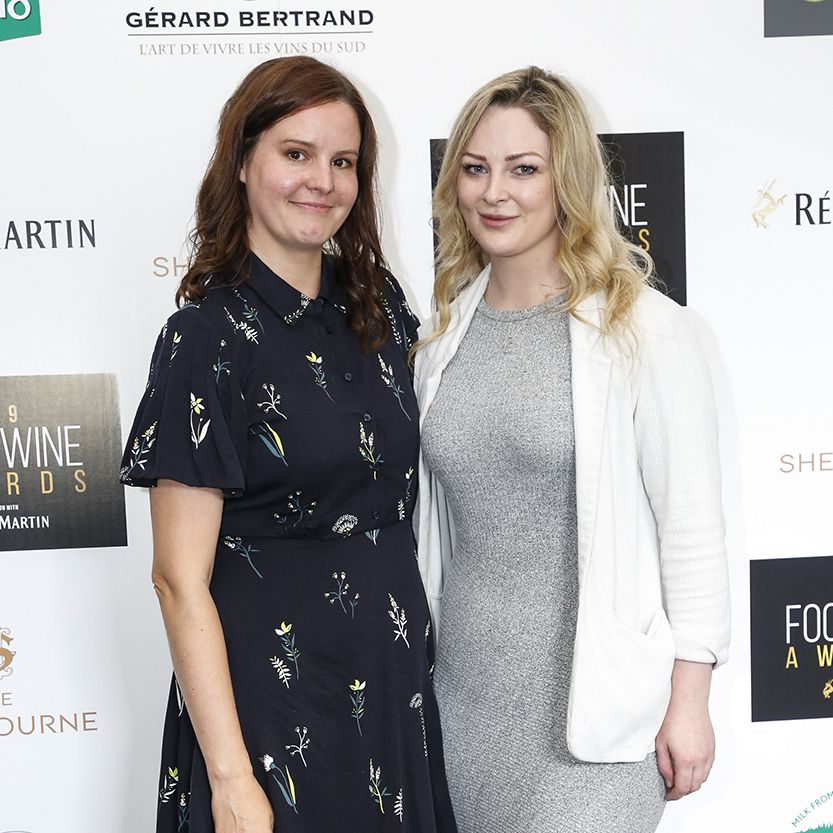 Clare Marie Thomas and Gráinne O'Keeffe