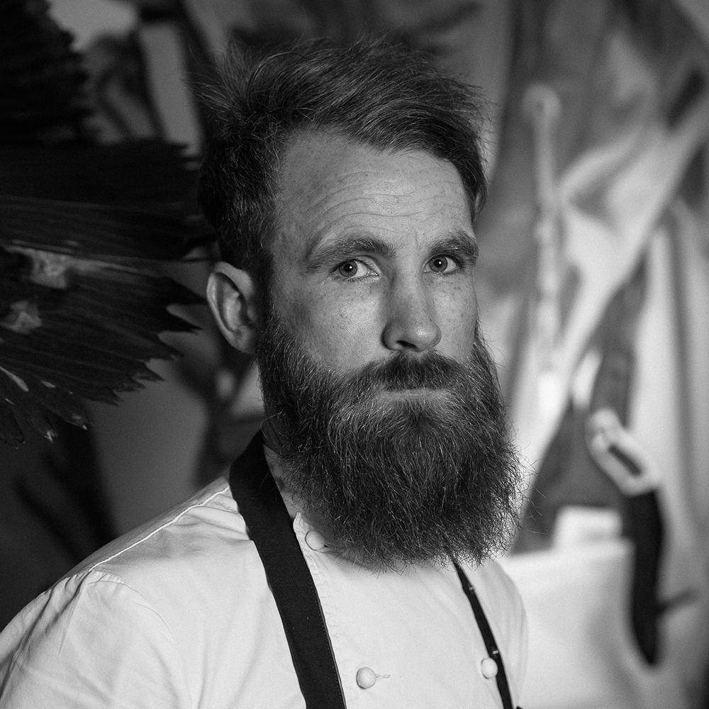 Chef Kevin Burke.