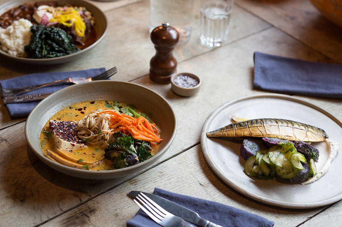 Food from Kai. Image by Melanie Mullan.