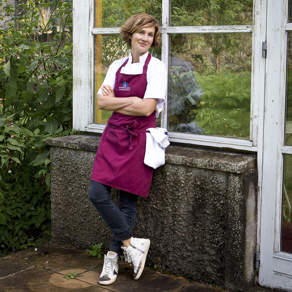 Sarah Hughes of The Howth Castle Cookery School.