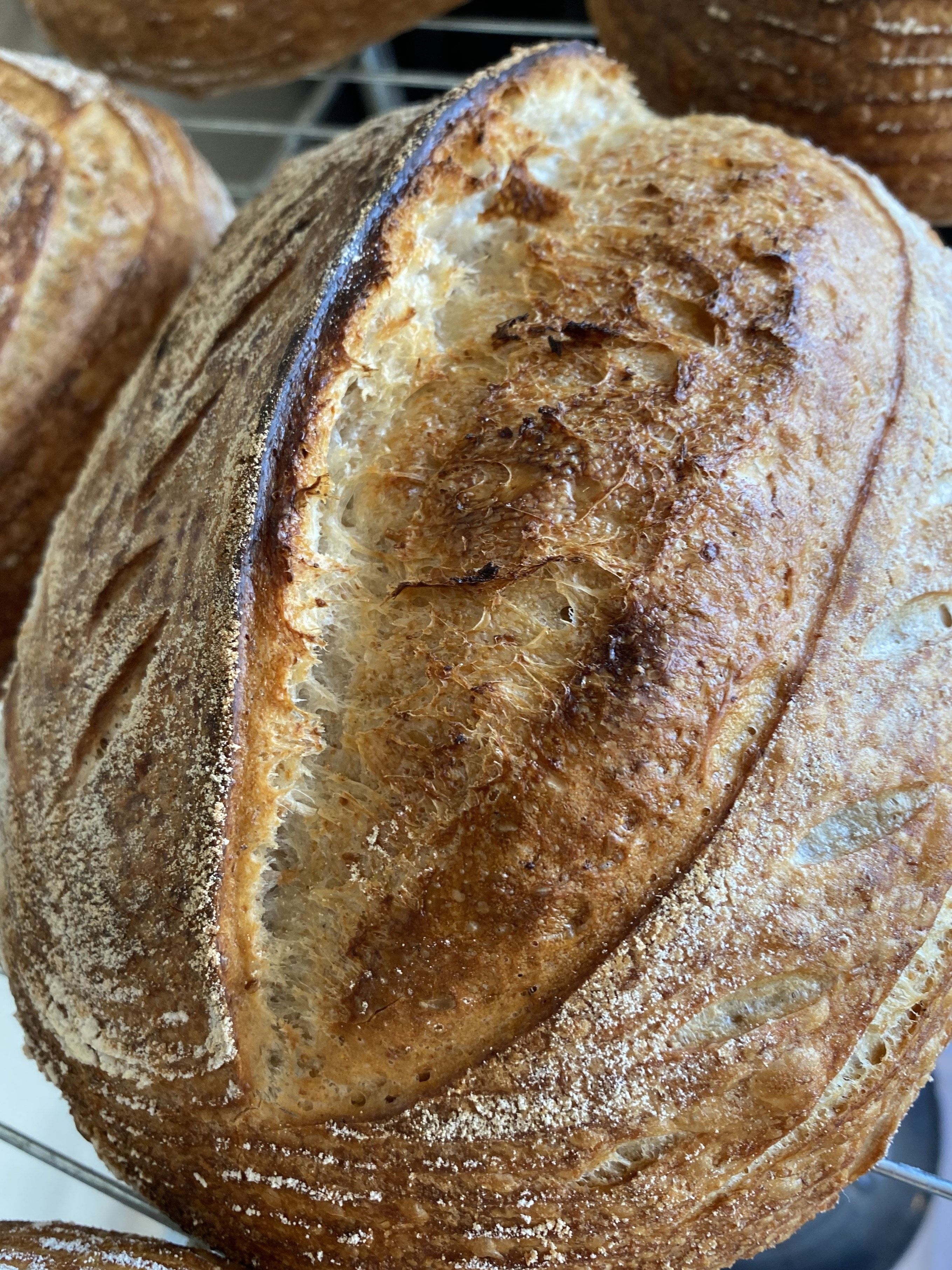The Imperfect Bakery's sourdough