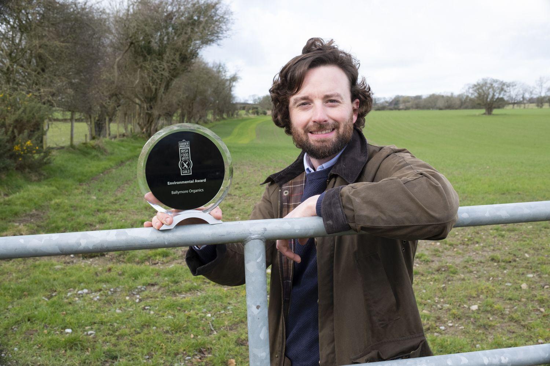 James Kelly of Ballymore Organics