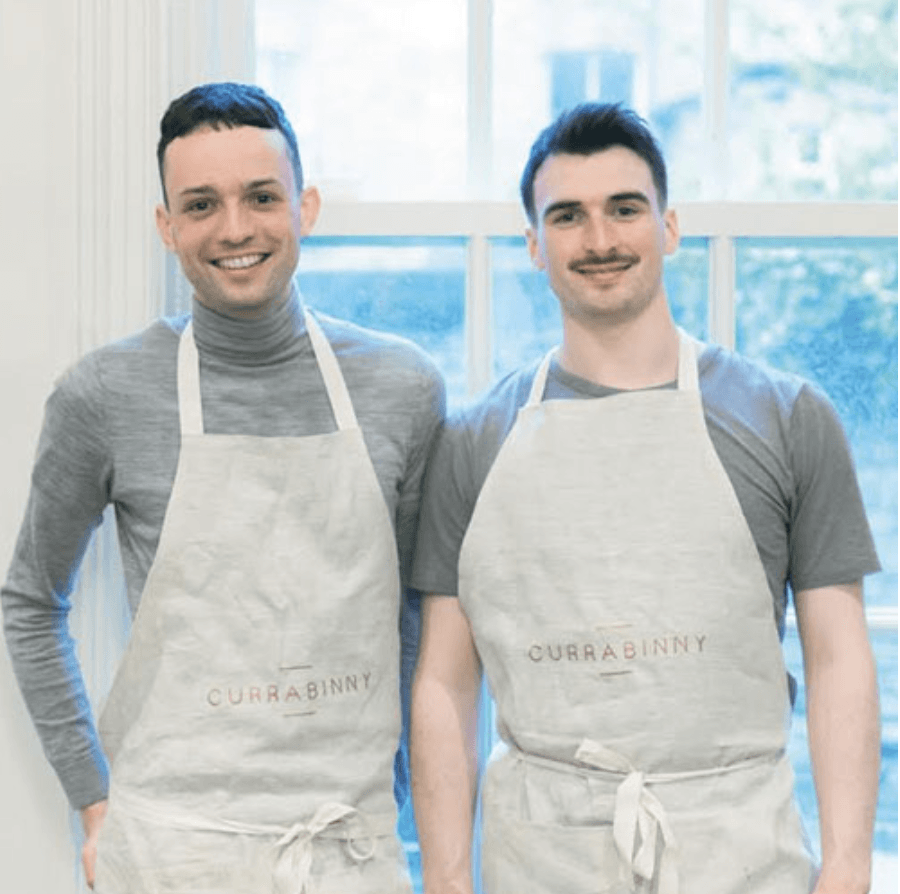 James Kavanagh and William Murray of Currabinny
