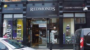 25 Ranelagh, Dublin 6.  Tel: +353 (0)1 497 1739;  info@redmonds.ie
